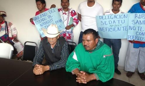 Asesinan a líder indígena de los Wixárrika