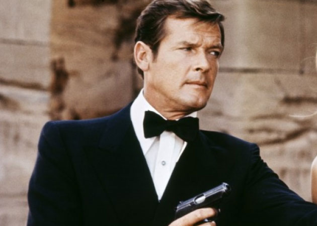 Muere Roger Moore, actor que interpretó al 007