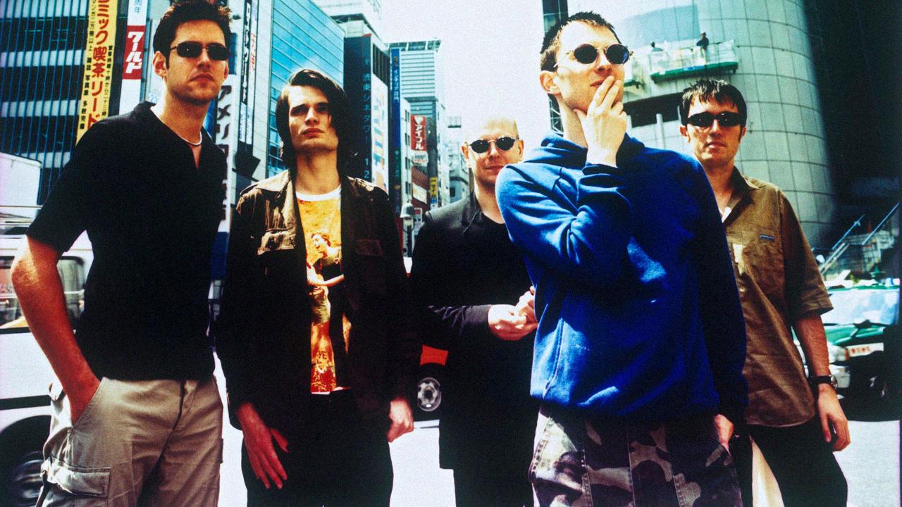 """20 años del """"Ok Computer"""", la visión futurista de Radiohead"""