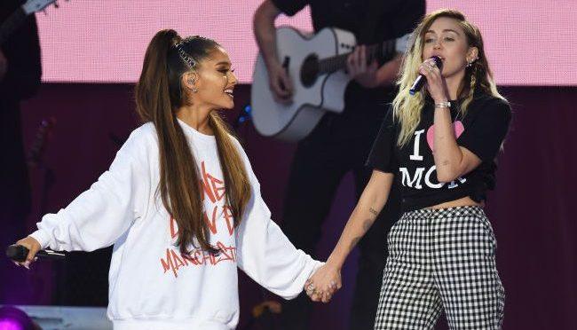 Miley-Ariana