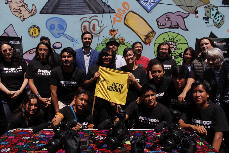 Puebla anuncia primera edición del festival de documentales de no ficción