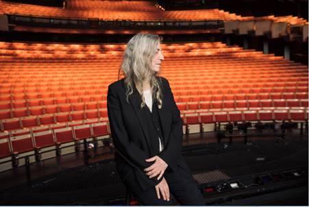 Patti Smith hará arte público en Ciudad de México