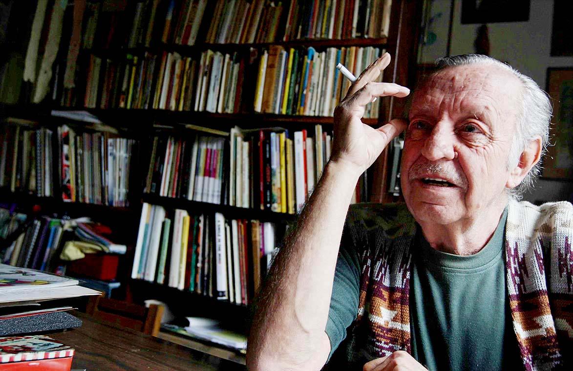 Muere el caricaturista Eduardo del Río 'Rius' a los 83 años