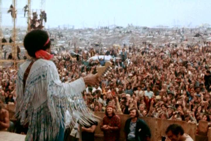 Woodstock: El festival que se hizo durante una pandemia