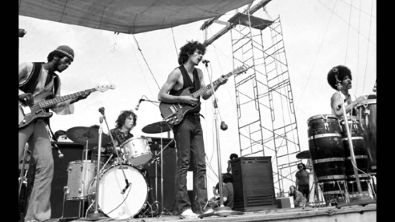 El día en que Carlos Santana sorprendió en Woodstock
