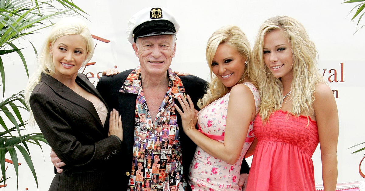 Fallece Hugh Hefner, fundador de Playboy