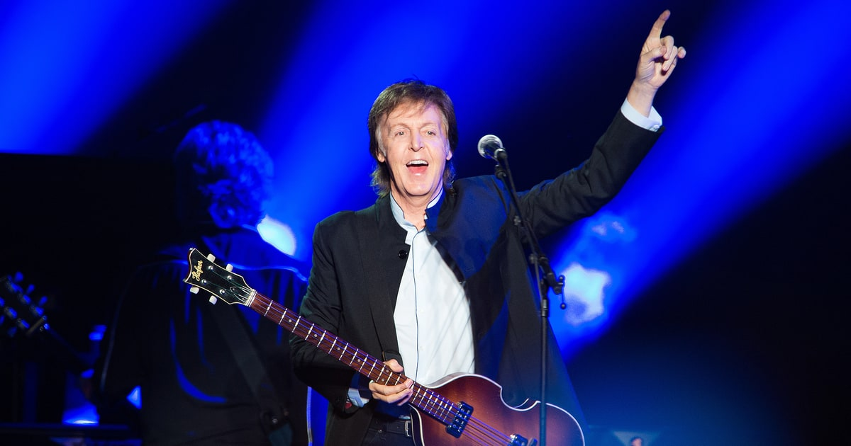 Paul McCartney: 15 datos curiosos del ex beatle