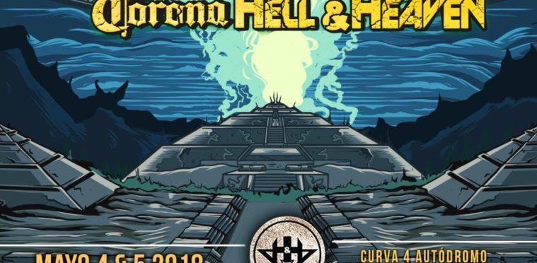 Ozzy Osbourne, Deep Purple, Judas Priest y Scorpions encabezan el Corona Hell & Heaven