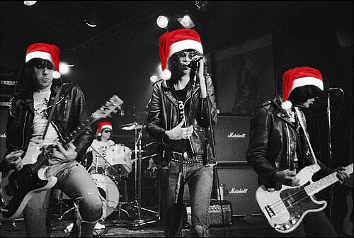 14 canciones roqueras navideñas