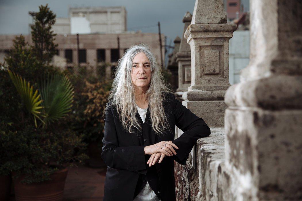 Que nadie nos arrebate nuestro derecho a experimentar alegría: Patti Smith