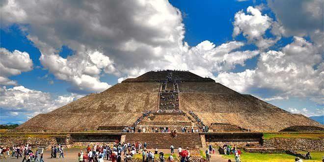 Teotihuacán es en realidad Teo uacan, la Ciudad del Sol