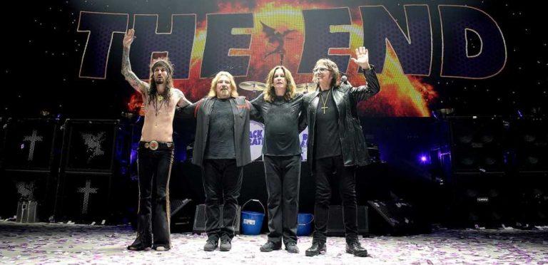 Canciones que Tony Iommi queria tocar en la ultima gira de Black Sabbath