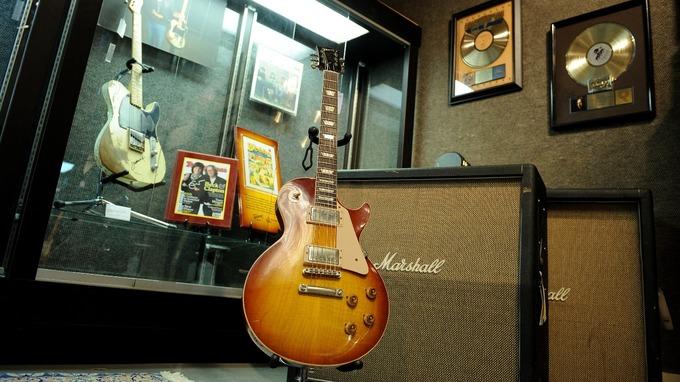 La razón por la que la marca de guitarras Gibson está al borde de la quiebra