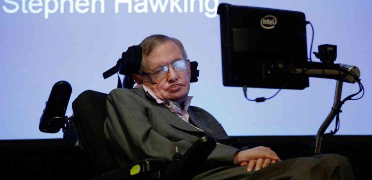 Muere a los 76 años el destacado físico Stephen Hawking