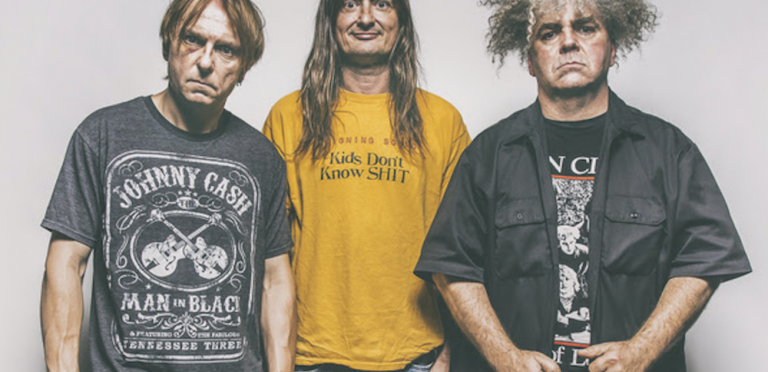 THE MELVINS estrena PINKUS ABORTION TECHNICIAN