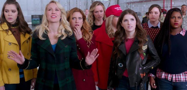 """""""Pitch Perfect 3"""" el final de las Bellas que todos pedían y que pocos esperaban que fuera así"""