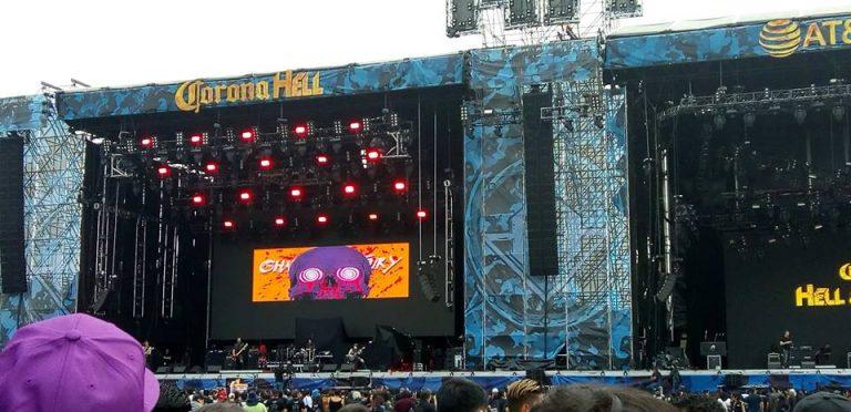 corona hell stage