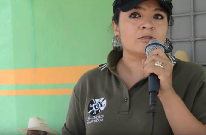 Caso Nestora Salgado:  La criminalización de la lucha