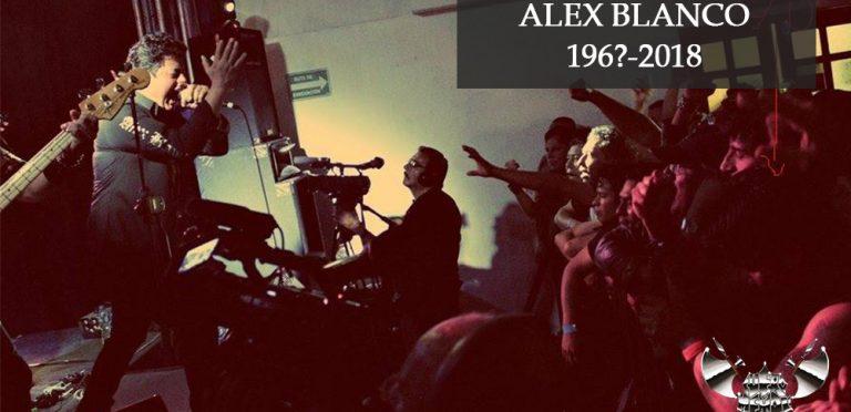Fallece Alejandro Blanco, vocalista de Cuero y Metal