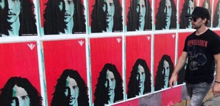 Cuando lo malo hace bien, rola póstuma de Chris Cornell