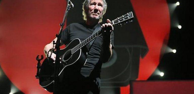 """Roger Waters hace cover de """"El derecho de vivir en paz"""""""