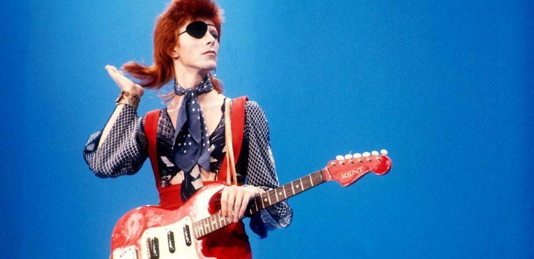 """David Bowie a la pantalla grande con""""Stardust"""", su cinta biográfica"""