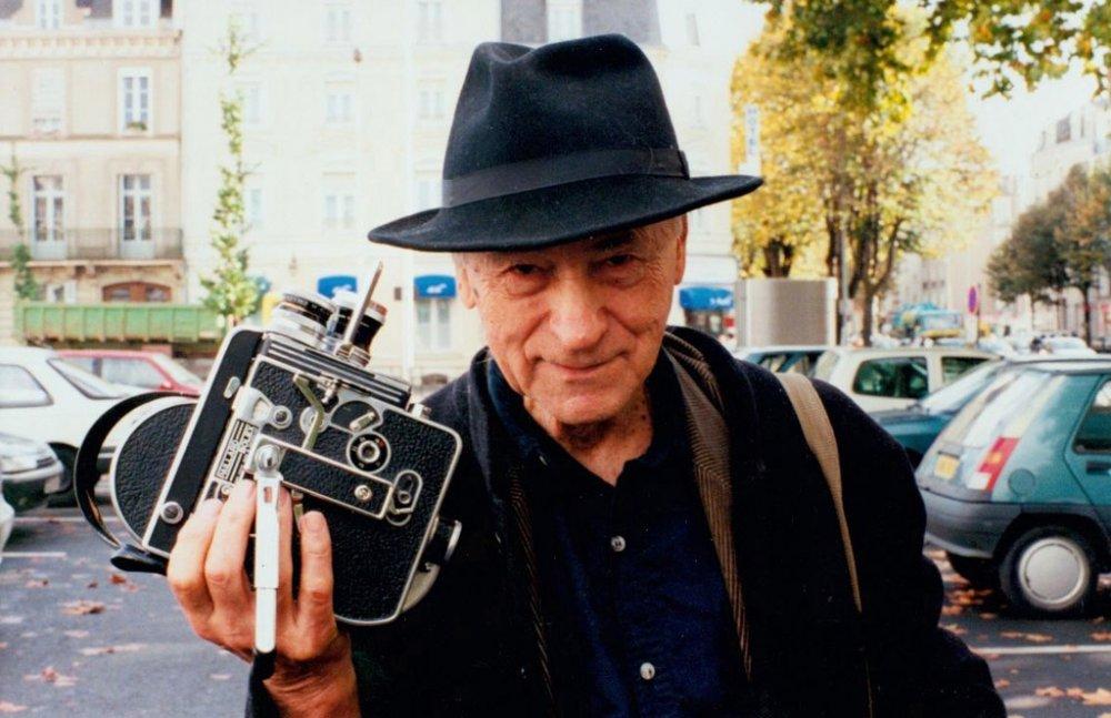 Murió Jonas Mekas, uno de los grandes directores del cine experimental