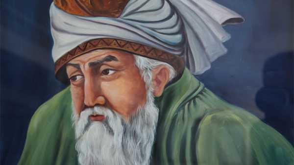 Diez FRASES del poeta persa RUMI