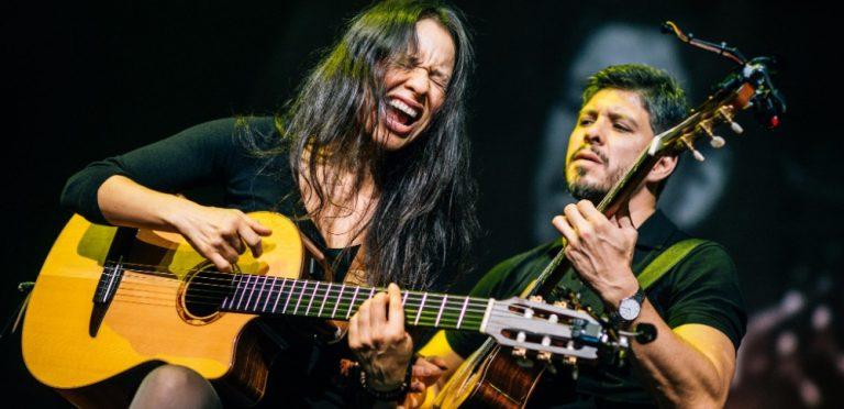 Rodrigo y Gabriela están de regreso y lanzan cover de Pink Floyd