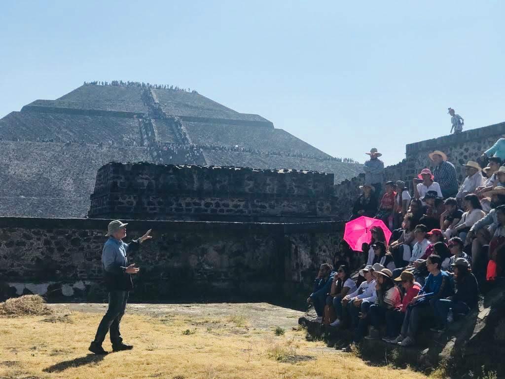 Revelaciones Cósmicas en Teotihuacán