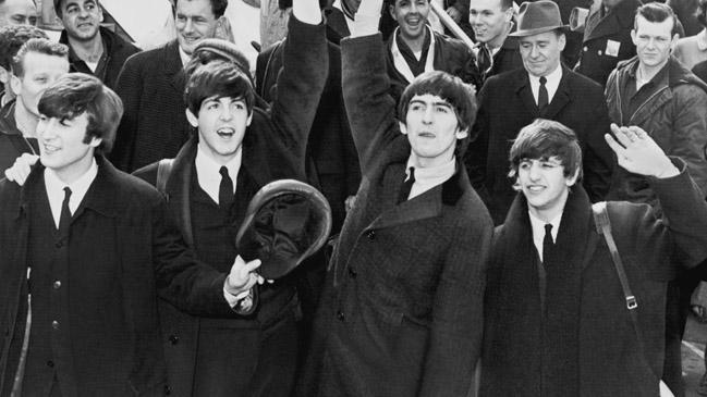 Los Beatles, su llegada a EUA y el nacimiento de la invasión británica