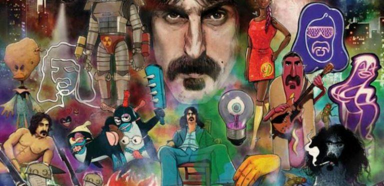 La gira del holograma de Frank Zappa se lanzará en abril
