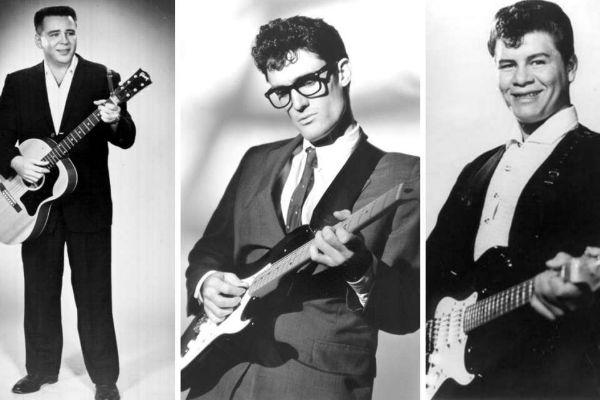 3 de febrero del 59, el día que la música murió