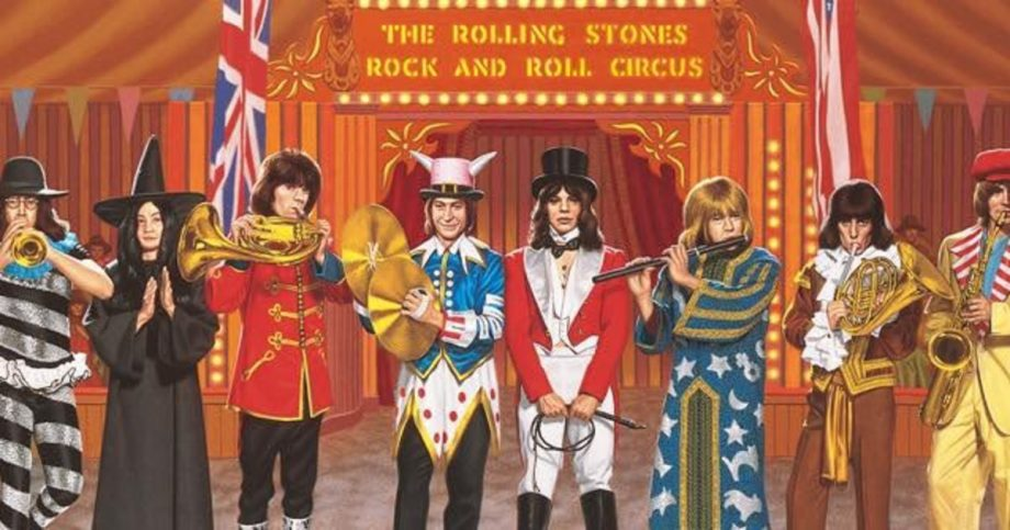 "Rolling Stones lanzará ""Rock And Roll Circus"""