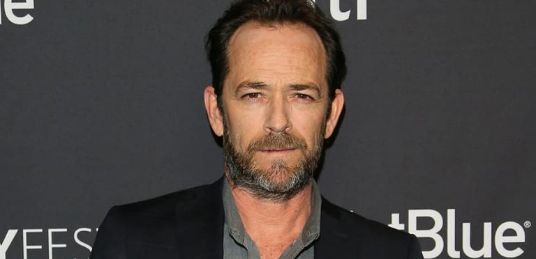 "Murió Luke Perry, el actor de ""Beverly Hills 90210"
