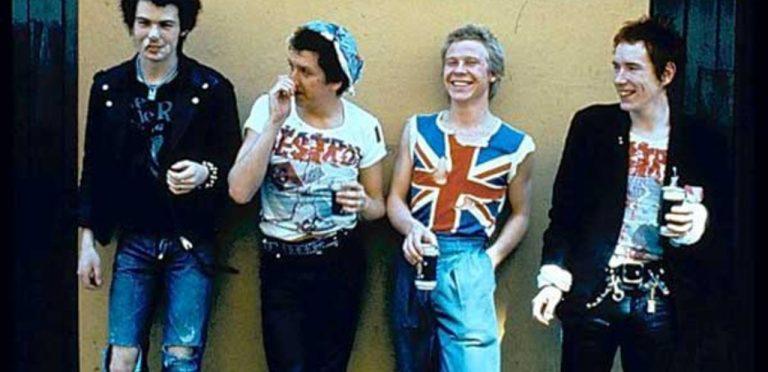Sex Pistols llegará a la pantalla grade; preparan película