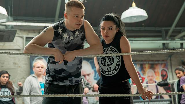 Luchando con mi familia una cinta divertida que te adentrará a la WWE