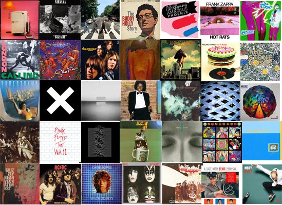 37 discos que cumplen aniversario conmemorativo en este 2019