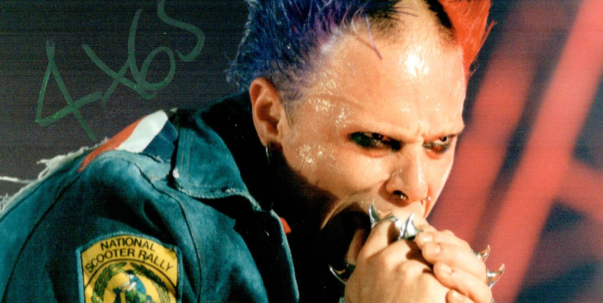 Murió Keith Flint, vocalista de The Prodigy
