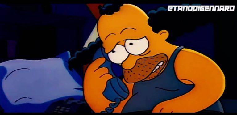 Joker interpretado por Krusty, tienes que verlo ¡Ahora!