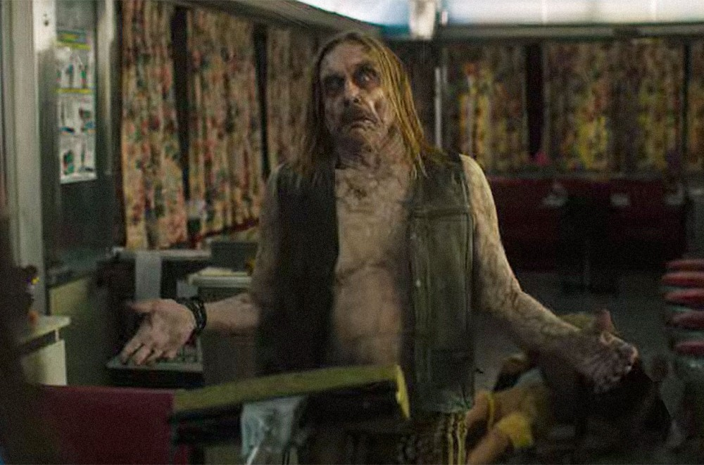 "Iggy Pop, Adam Driver y Bill Murray en un mundo zombie en ""The Dead Don't Die"""