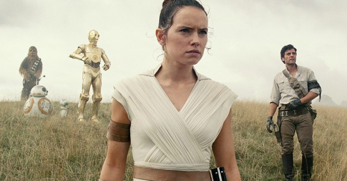 """Star Wars: Episodio IX: The Rise of Skywalker y la carcajada misteriosa"