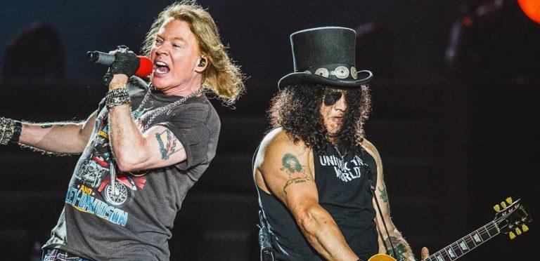 Guns N' Roses en el Vive Latino 2020