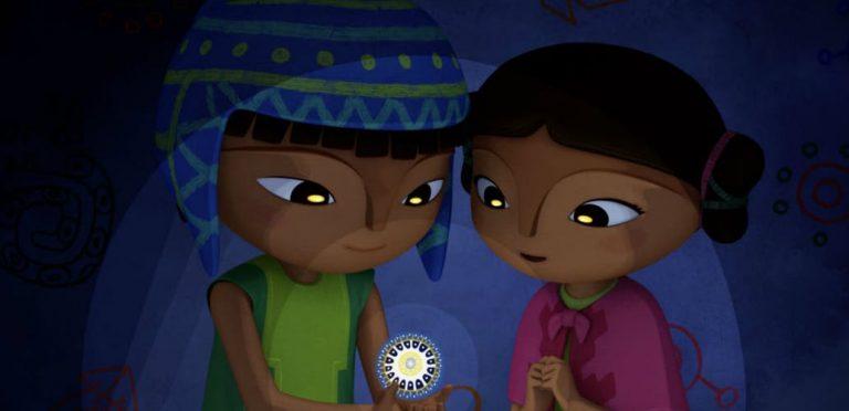 Pachamama es una bellísima fábula sobre milenarias tradiciones