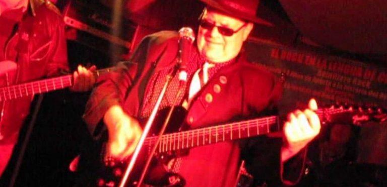 Murió Sergio Del Río, guitarrista pionero del rock chileno