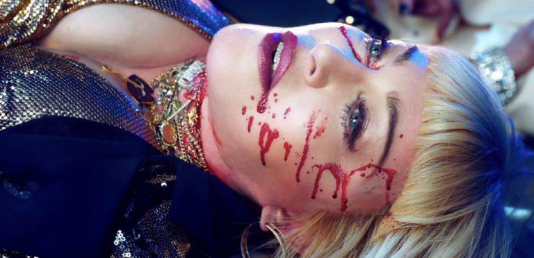 Madonna impacta con su nuevo video 'God Control'