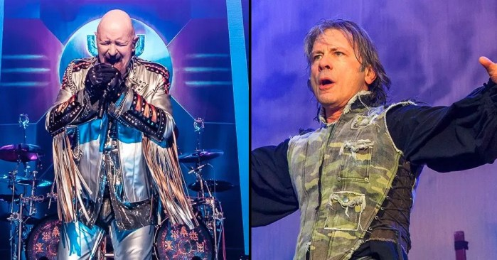 Iron Maiden, Judas Priest, Testament y The Raven Age harían gira mundial juntos
