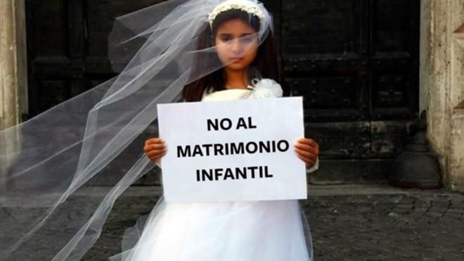 Prohibido por ley el matrimonio infantil en México