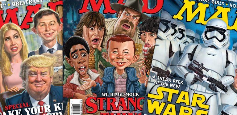 MAD Magazine dejará de publicar contenido original