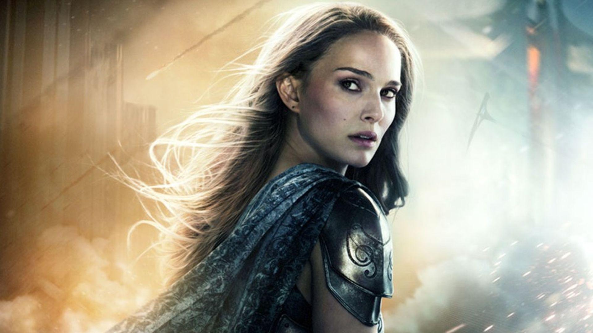 Natalie Portman es confirmada como la versión femenina de Thor